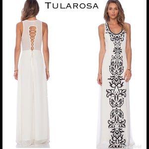 Tularosa Orphelia Appliqué dress. NWT